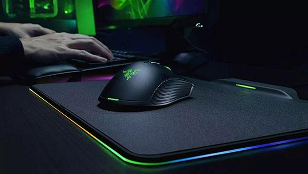 雷蛇Razer Firefly游戏鼠标垫