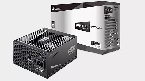 海韵Seasonic Prime 1000 Titanium