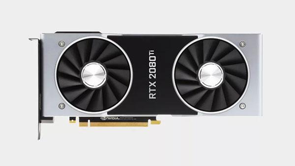 英伟达GeForce RTX 2080 Ti