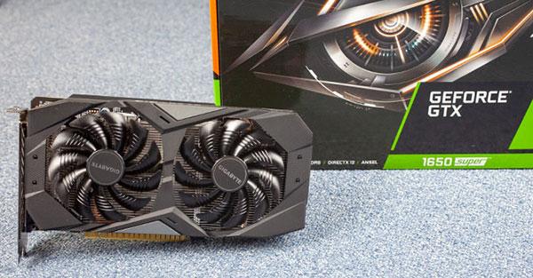 技嘉(GIGABYTE)GeForce GTX 1650