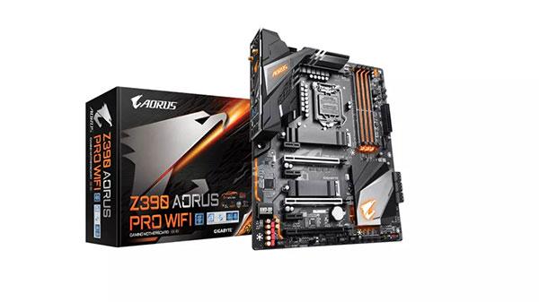 技嘉Z390 Aorus Pro Wifi