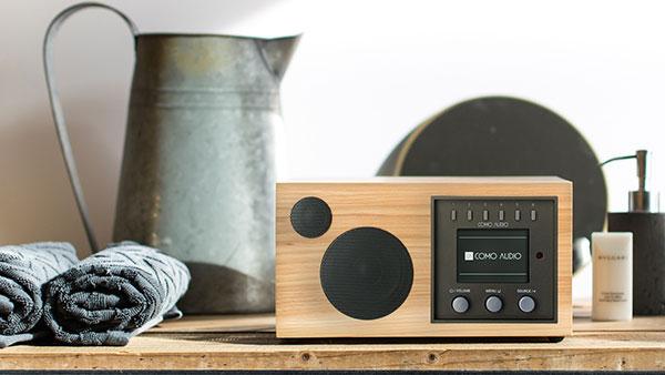 Como Audio独奏无线音乐系统