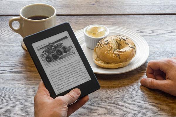 亚马逊Kindle Paperwhite