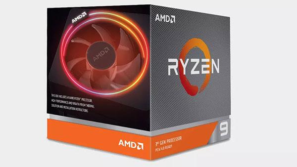 AMD锐龙9 3900X