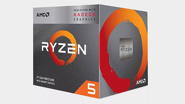 AMD锐龙5 3400G
