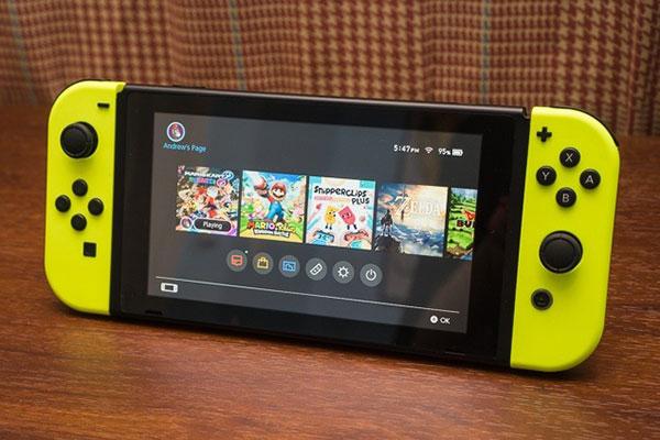 Nintendo Switch或Switch Lite