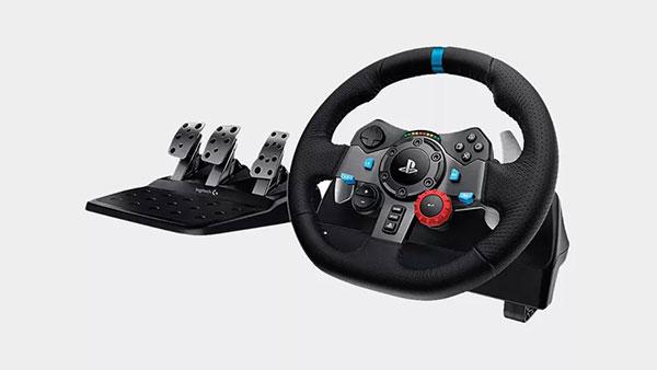 罗技G29游戏方向盘