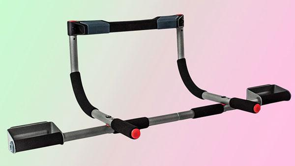 Perfect Fitness健身房门口拉杆和便携式健身系统