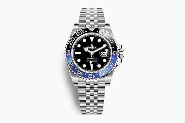 劳力士GMT-MASTER II手表