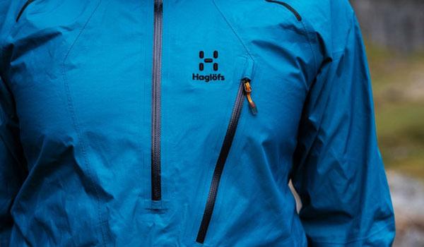 Haglöfs LIM Mountain Proof 高山冲锋衣