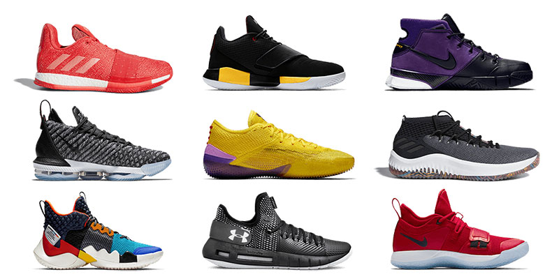 2020年最好的篮球鞋推荐
