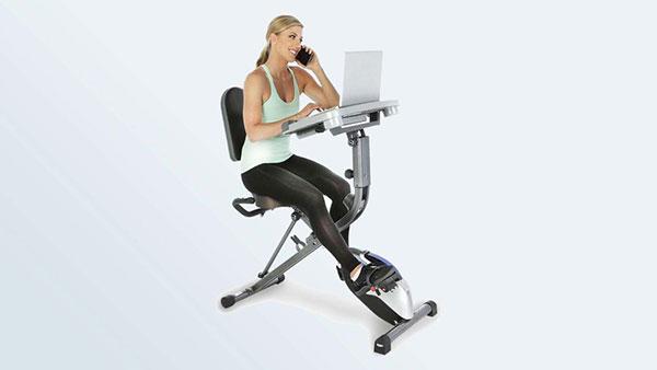 Exerpeutic Workfit 1000台式工作站