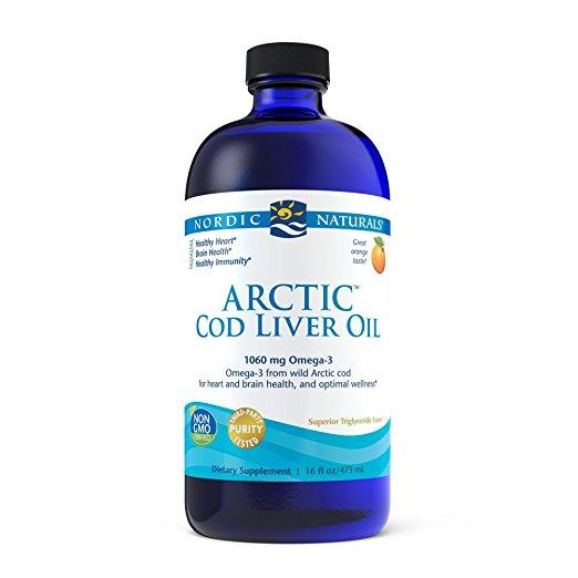 北欧天然鳕鱼肝油