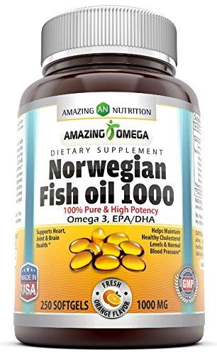 神奇的欧米茄挪威鳕鱼肝油