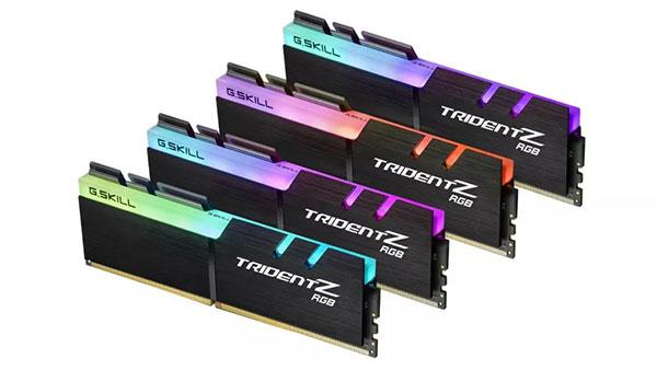 芝奇G.Skill Trident Z RGB