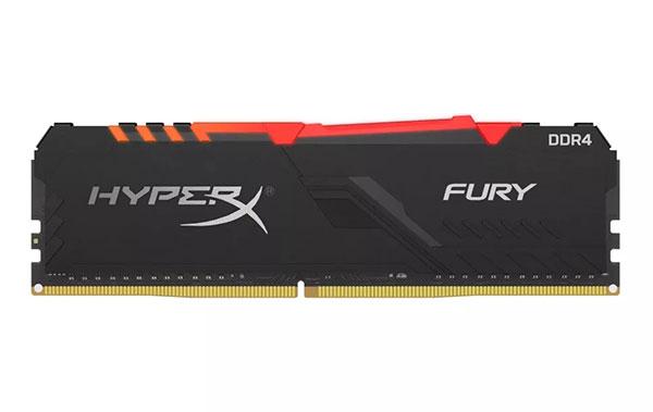 HyperX Fury RGB 3733MHz