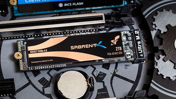 Sabrent Rocket NVMe 4.0(2TB)