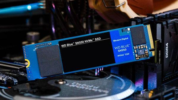 WD Blue SN550(250GB)