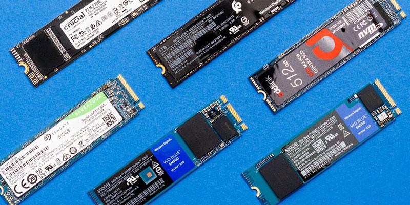 2020年最好的SSD固态硬盘推荐