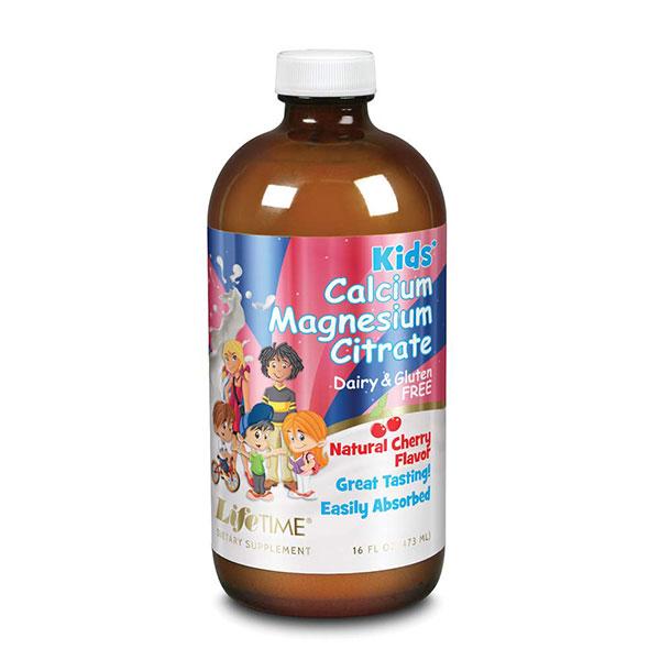 LIFETIME Kid's Liquid钙镁锌