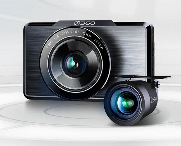 360行车记录仪G580