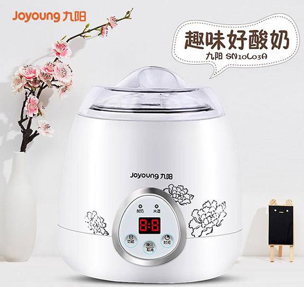 九阳(Joyoung)酸奶机SN-10L03A