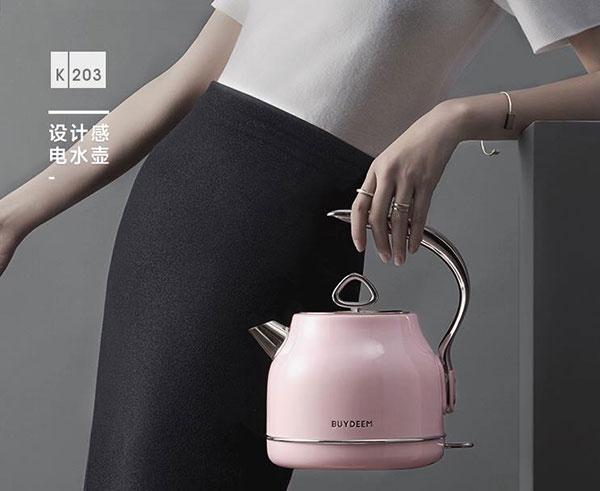 北鼎(Buydeem) K203 电热水壶