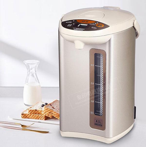 象印(ZO JIRUSHI)电热水瓶CD-WDH40C-HM