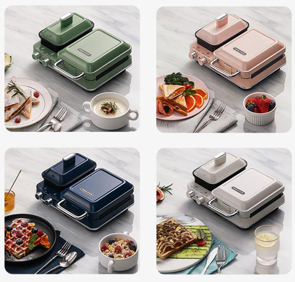 摩飞电器(Morphyrichards)烹饪机MR9086【底盘可拆卸,并有多种样式】