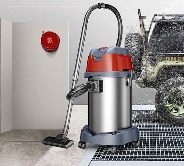 杰诺桶式吸尘器JN603S
