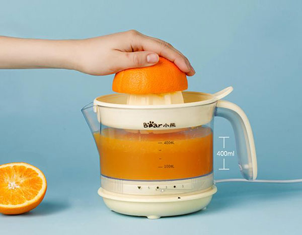 小熊榨橙汁机CZJ-A04B1