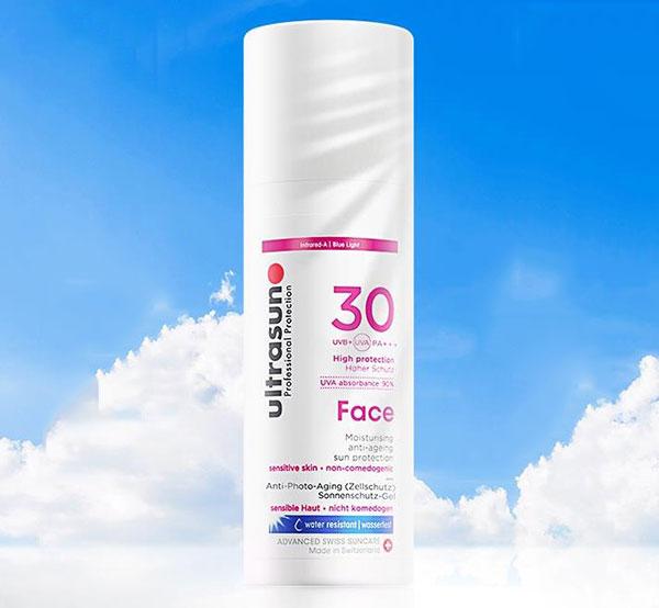 Ultrasun优佳防晒乳50ml(SPF30)