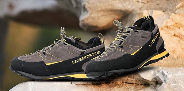 la sportiva徒步鞋BOULDER X