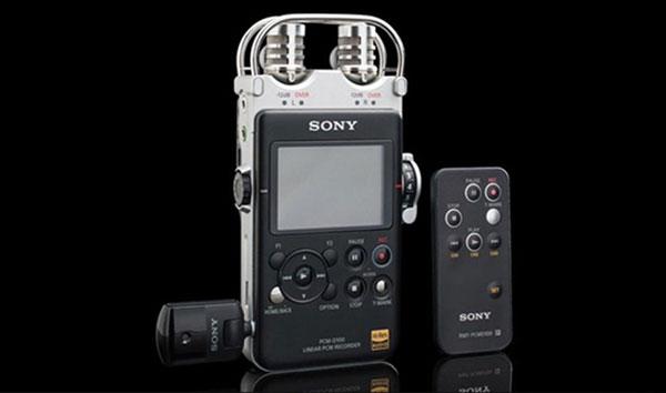 索尼录音笔PCM-D100