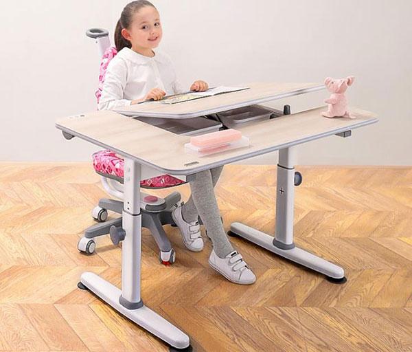 台湾大将作kid2youth儿童学习桌椅套装