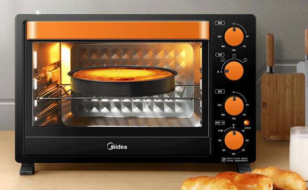 美的(Midea)T3-L326B 家用电烤箱 35升