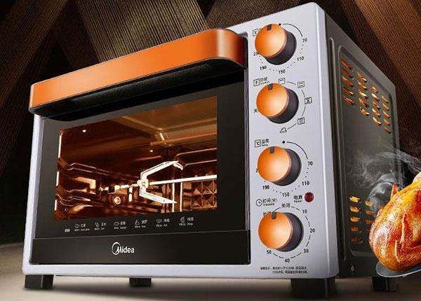 美的(Midea)家用烤箱T3-L324D