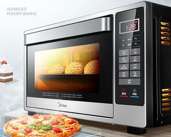 美的(Midea)T4-L326F电烤箱 32L