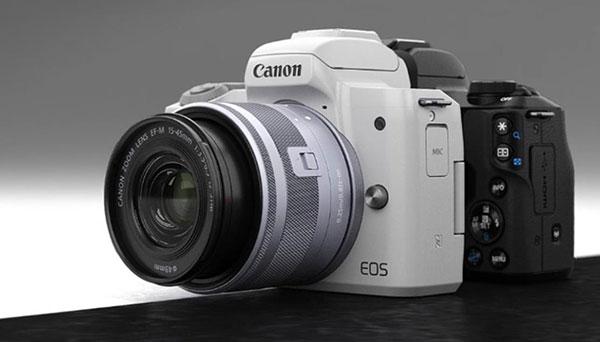 佳能 EOS M50