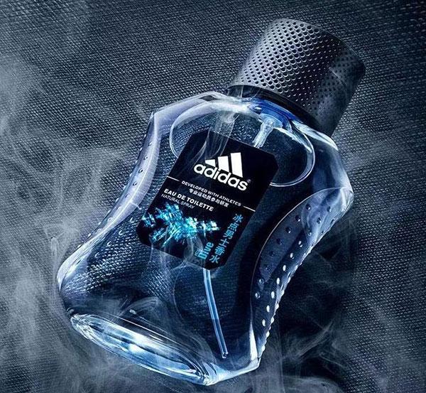 阿迪达斯男士运动香水