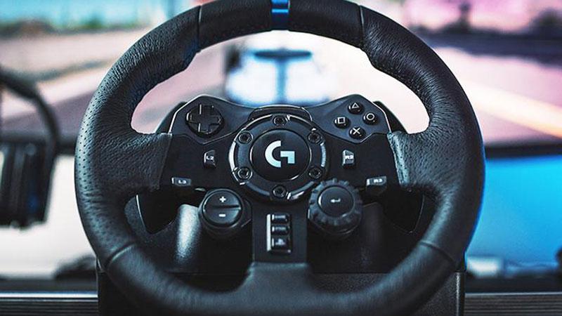 罗技G923游戏方向盘怎么样?骨灰级玩家的装备
