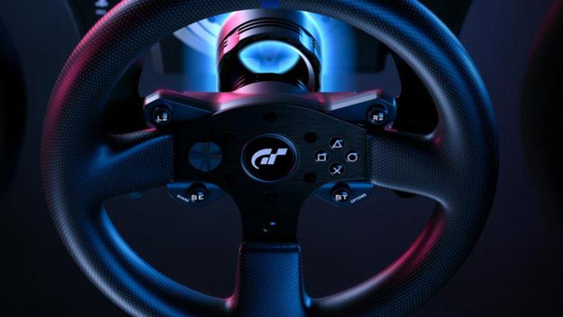 图马思特T300GT游戏方向盘怎么样?GT赛车定制版