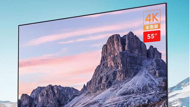 小米电视EA55 2022款怎么样?小米L55M7-EA全面屏电视
