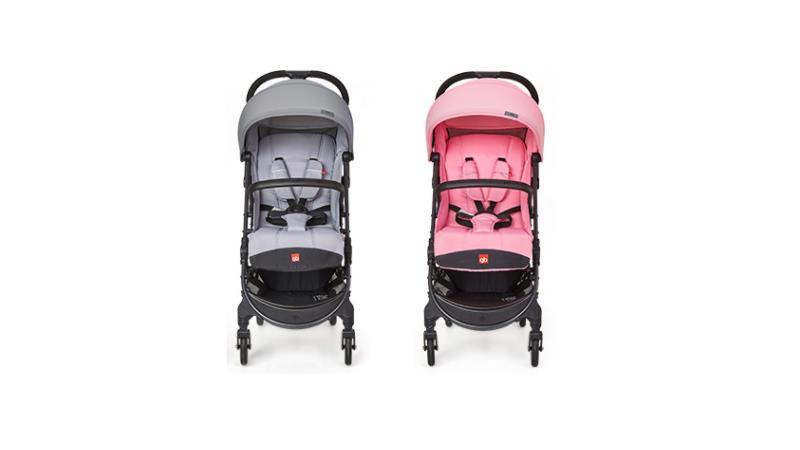 好孩子婴儿车D619-R209GG怎么样?可坐可平躺可带上飞机