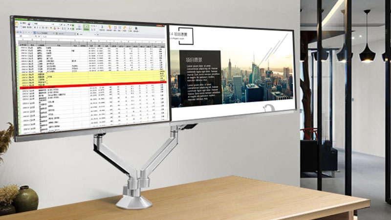 AOC显示器I2490VXH/BS怎么样?23.8寸AH-IPS三边微框