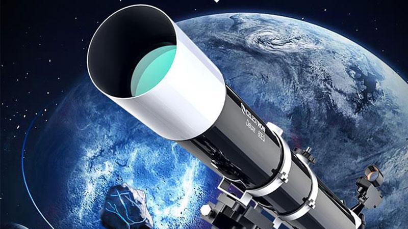 星特朗天文望远镜80DX怎么样?入门级神镜