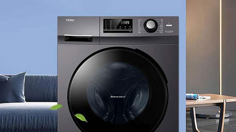 海尔洗衣机EG100MATE2S怎么样?10KG滚筒一键除菌螨