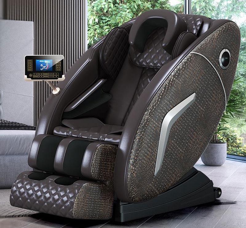 佳仁按摩椅JR-R5怎么样?顶配款鳄鱼纹