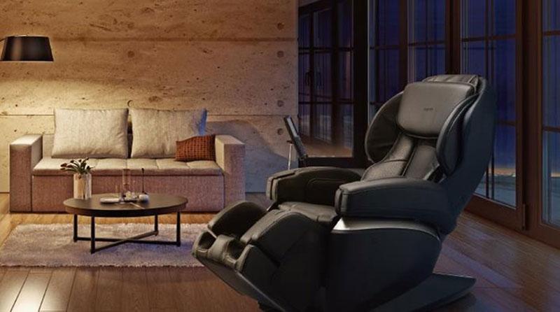 富士按摩椅JP2000怎么样?日本原装进口智能按摩椅