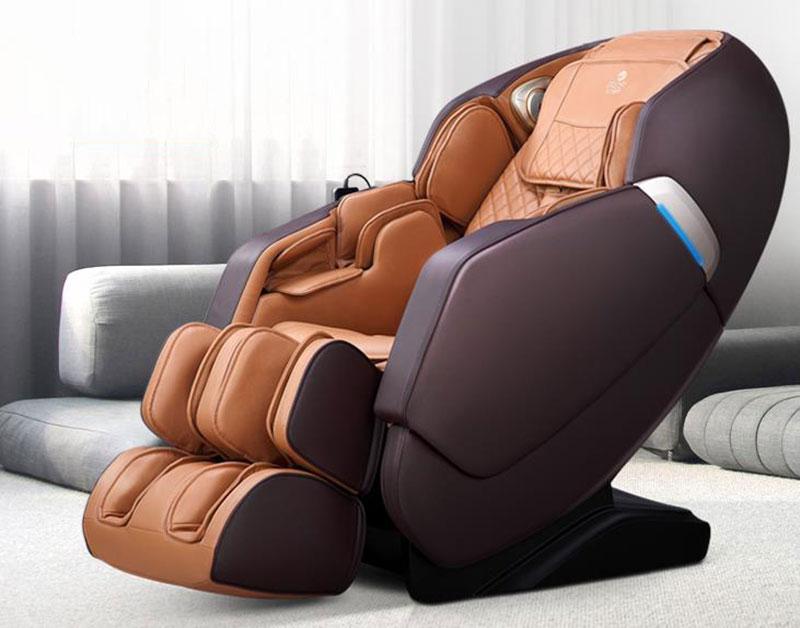 艾力斯特按摩椅S600怎么样?3D智能魔音椅